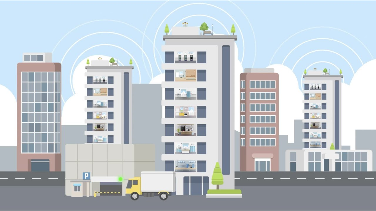 IoT Building Monitoring - The future of building management.
