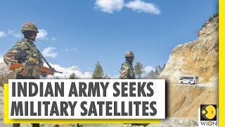 India military satellites to track Chinese PLA's movements | World News