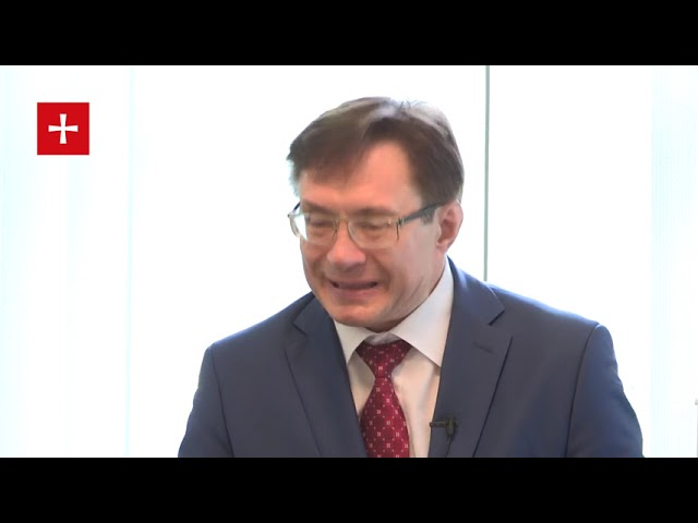 Анатолий Пешко и Виталий Цымбалюк. Новый метод лечения рака можно применить уже сегодня