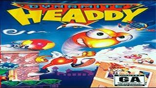 TAP (Genesis) Dynamite Headdy (100% & No Damage) [JAP - English Patch]