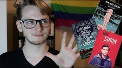 5 Queer Book Recommendations