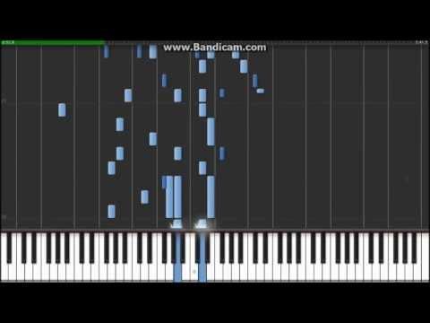 Answer by Megurine Luka - Synthesia (Piano)(BakaDuck)