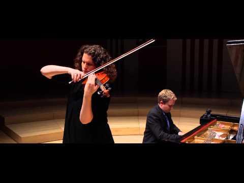 """Amelia Piano Trio: Wieniawski """"Legende"""""""