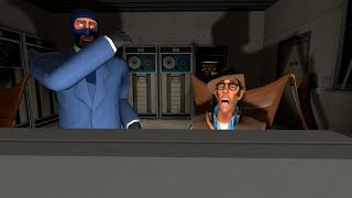 [SFM] Sniper and Spy Look Themselves Up
