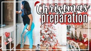 CLEAN & UN-DECORATE WITH ME 2018   CHRISTMAS DECOR HAUL & PINTEREST INSPIRATION!   Page Danielle