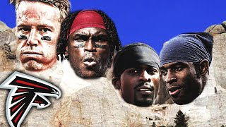 Every NFL Team's Mount Rushmore...Which 4 Players Made It For Your Team???
