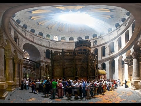 The Tomb Of Jesus Christ - Jerusalem, Israel from YouTube · Duration:  8 minutes 6 seconds