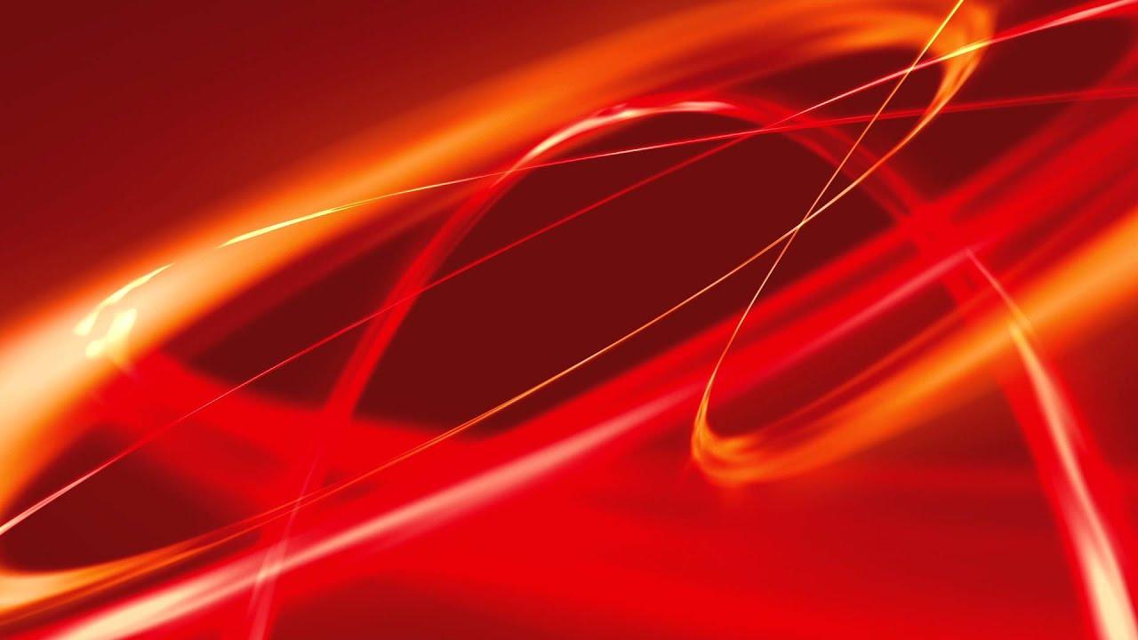 背景素材フリーcg 赤いリングのループ Youtube