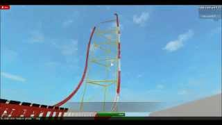 roblox TOP THRILL DRAGSTER!!!!