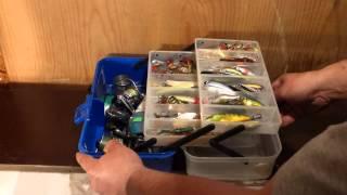 видео Ящик: Спиннинговые приманки