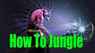DoTa 2 How To Jungle Dazzle Patch 7.22g