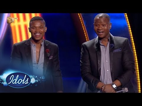 Top 3 Reveal Duet: Mthokozisi and Thami