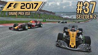 DEZE SAFETY CAR KAN ALLES VERANDEREN! - F1 2017 Career Mode #37 (Seizoen 2: USA)