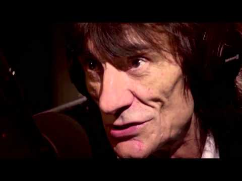 Ronnie Wood on meeting Amy Winehouse