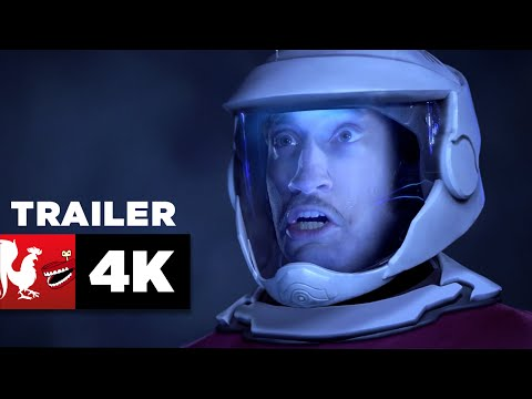 Lazer Team Official Trailer #2 (2016) - Sci-Fi Action Comedy [4K]