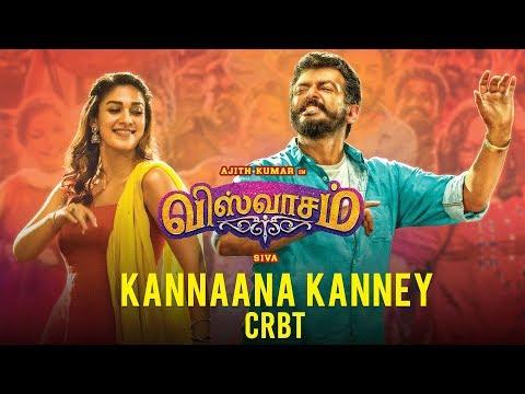 kannaana-kanney-crbt-codes-|-viswasam-|-ajith-kumar,-nayanthara-|-d.imman-|-siva