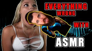 Everything Wrong With ASMR In 6 Minutes