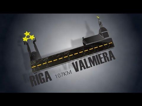 Rīga - Valmiera 2016
