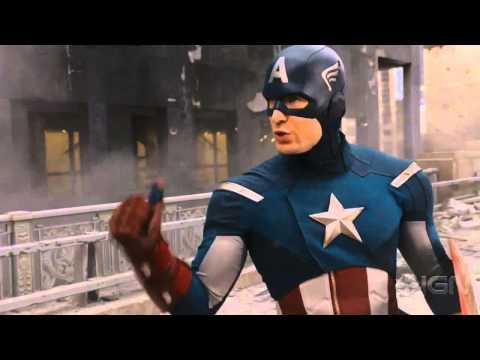 The Avengers Clip - Captain's America Plan Scene - Hulk Smash ! [HD]