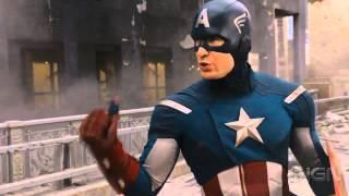The Avengers Clip - Captain