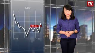 InstaForex tv news: USD mendapat keuntungan atas data pasar tenaga kerja AS  (04.06.2018)
