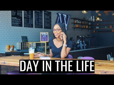 WORK NEVER STOPS | Day In The Life Of A Full-Time Entrepreneur