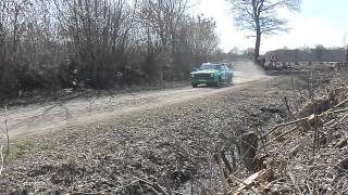 ADAC Stormarn Rallye 2013  WP 1 Trittau 1