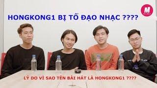 HongKong1 bị tố đạo nhạc và giải thích vì sao tên bài hát là HongKong1 - Nguyễn Trọng Tài