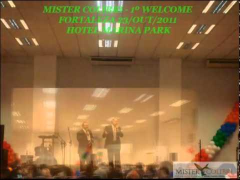 1º WELCOME MISTER COLIBRI