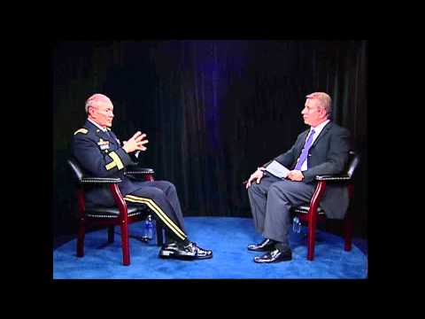 Leadership Interview with General Martin E. Dempsey