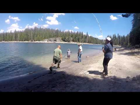 SHAVER  LAKE  BEST PLACE TO FISHING
