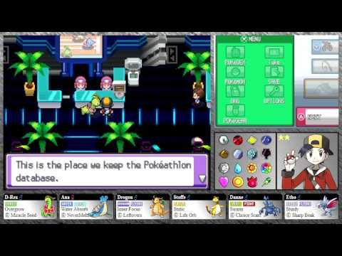 Pokemon heart gold fire stone pokeathlon prizes