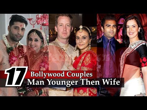 Younger Husband Older Wife - 17 Bollywood Star Couples | Younger Man With Older Wife