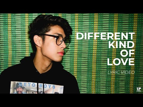 Donny Pangilinan - Different Kind of Love (Official Lyric Video)