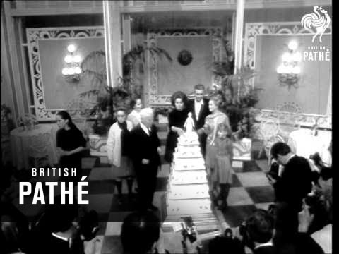Charlie Chaplin's 77th Birthday (1966)