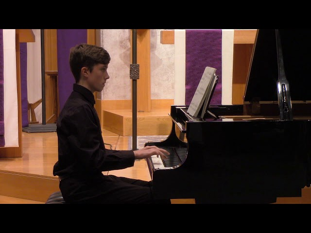 12 Beethoven, Menuet in G major