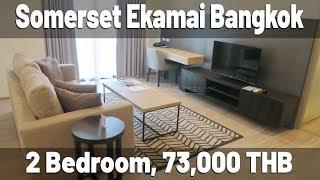 Somerset Ekamai Bangkok 2 Bedr…