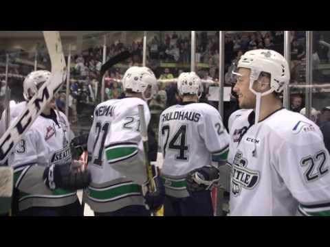 Playoff Diary - Everett Game 5