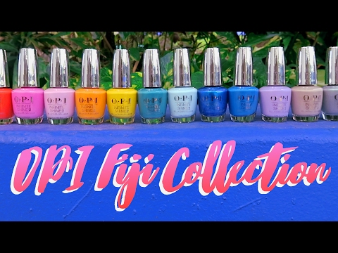 Adventures with OPI Fiji