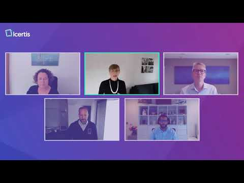 Icertis Industry Innovation Summit with Accenture & Microsoft for Healthcare