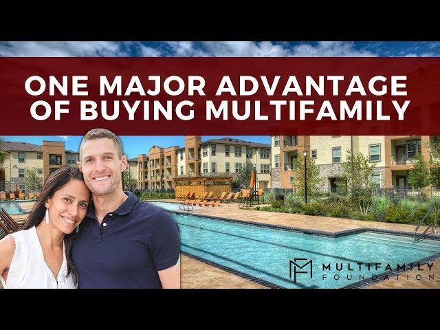 One Major Advantage of Buying Multifamily
