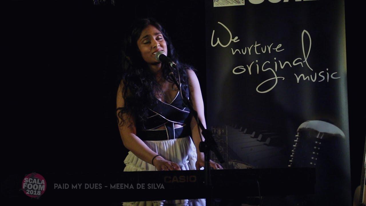 Meena De Silva - Paid My Dues (2018)