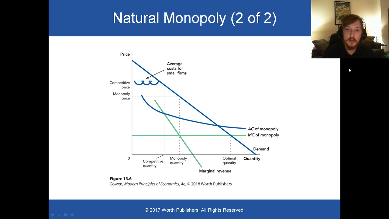 Sources Of Monopoly Power  E1 4 4  2019