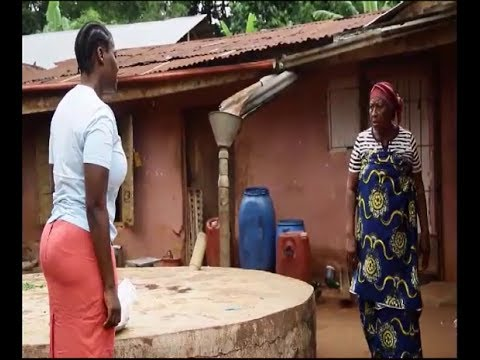 Call to glory clip 1--Mercy Johnson Okojie in New Movie: