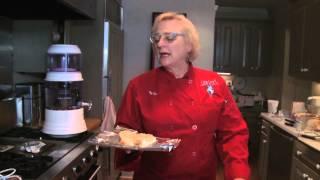 Coconut Angel Food Cake Recipe : Angel Food Treats