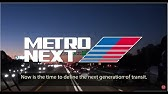 METRO Pilots Battery-Electric Bus on 63 Fondren - YouTube