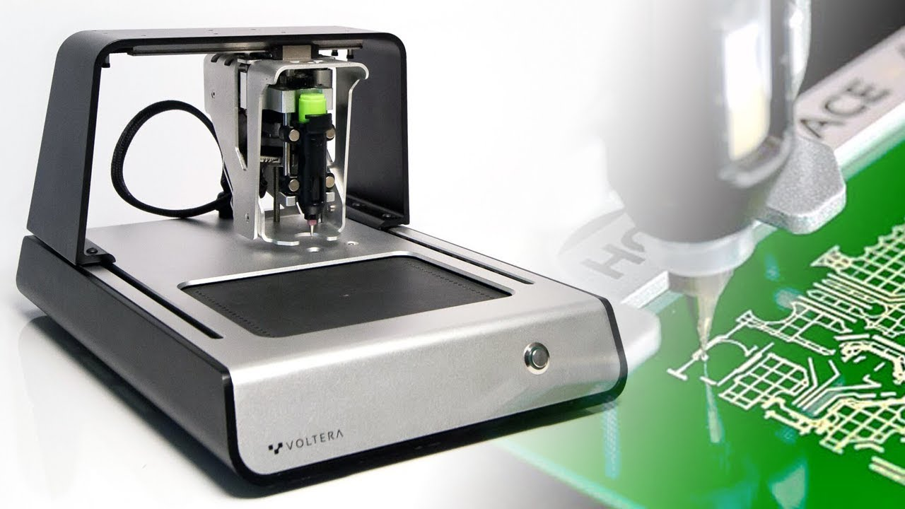 Top 5 PCB Printing and Prototyping machines for your desktop