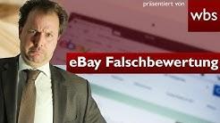 Kann ich bestraft werden, wenn ich bei eBay falsch bewerte?  | Rechtsanwalt Christian Solmecke