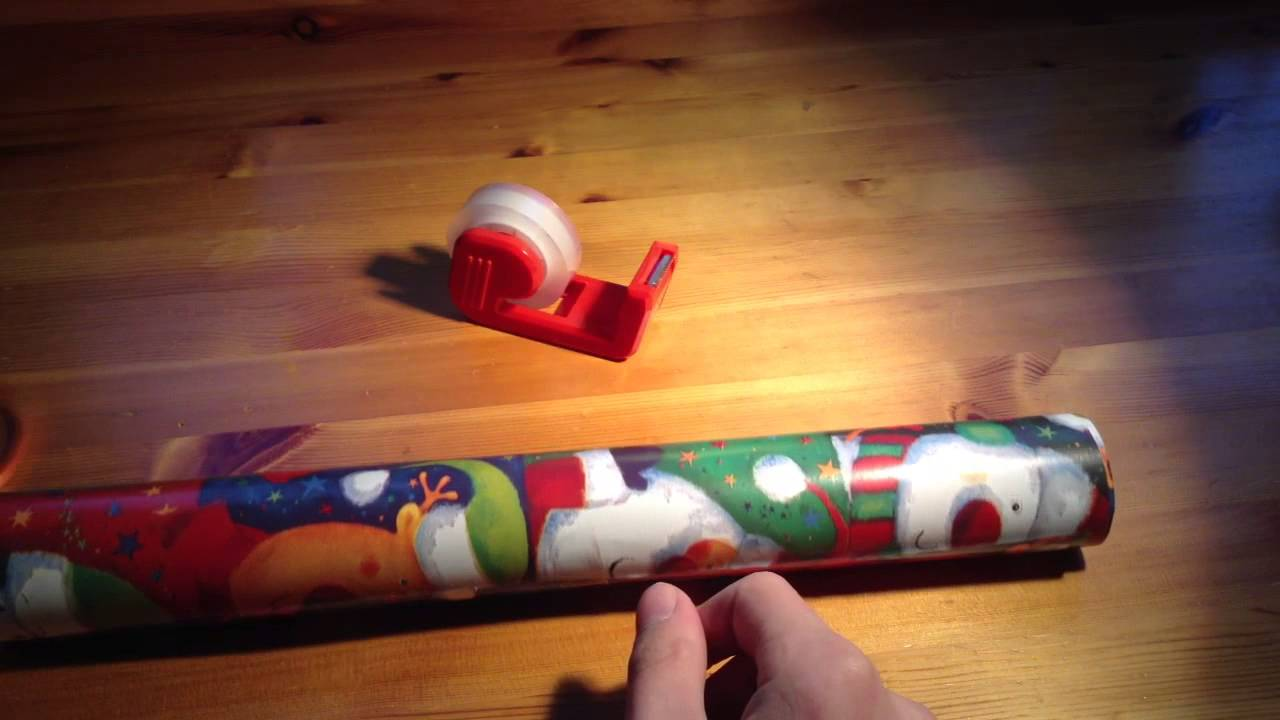 Christmas Cracker Basteln Eine Knalltute Machen Youtube