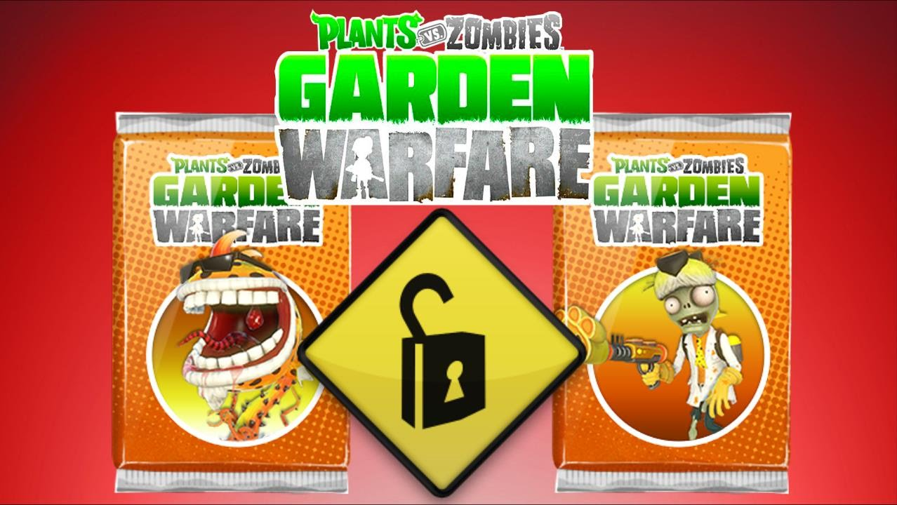 Plants Vs Zombies Garden Warfare How To Unlock Redeem The New Cheetos Characters Youtube